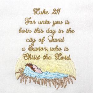 christmas scripture luke 2 11