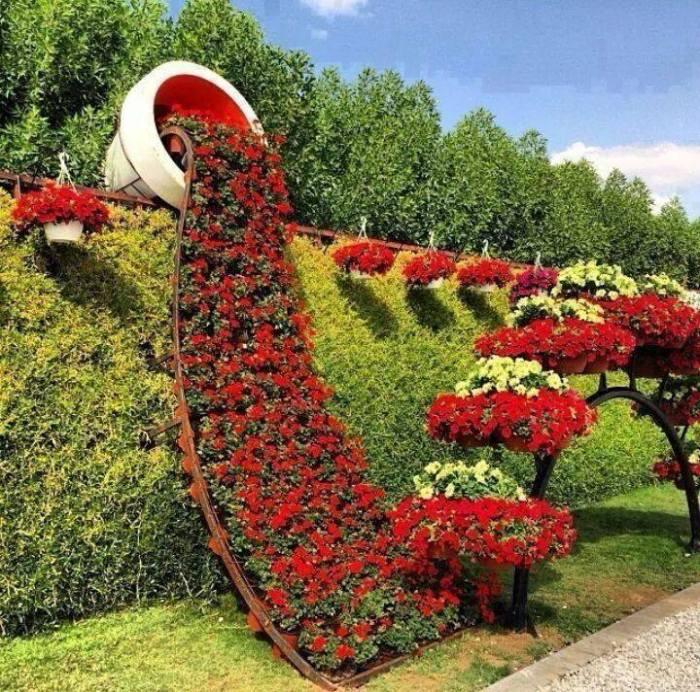 flower landscape 3