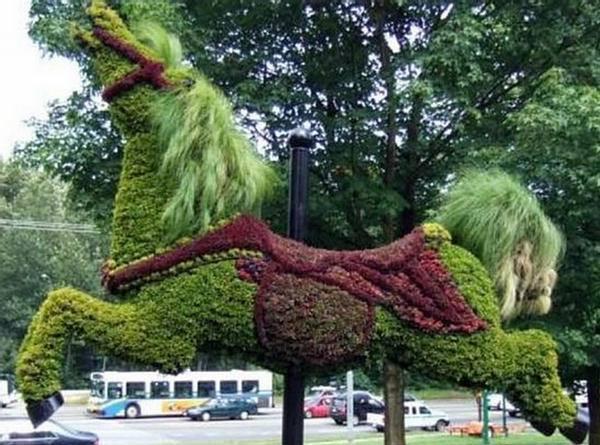 flower sculpture 3