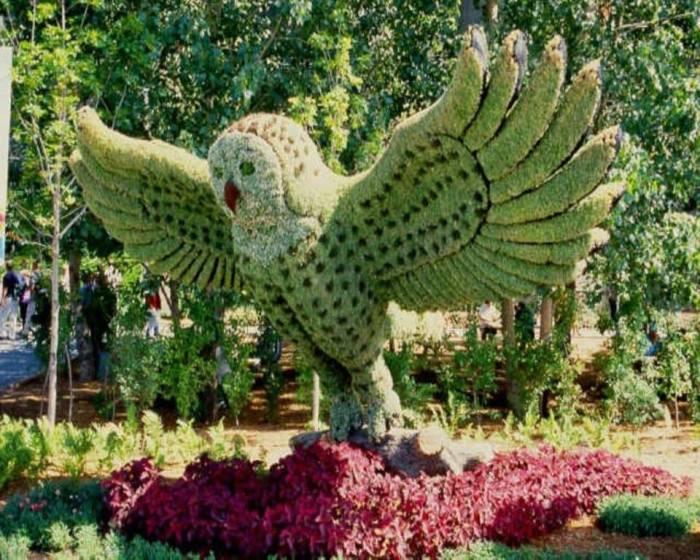 flower sculpture 4