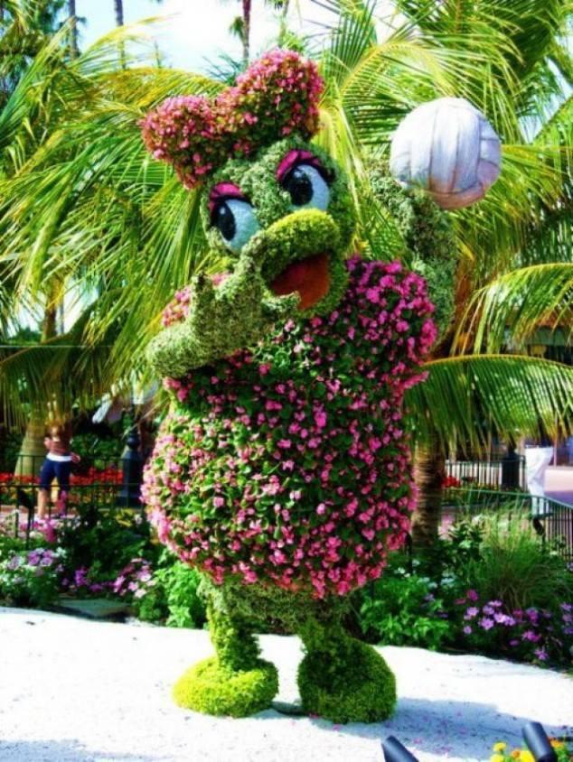 flower sculpture 5