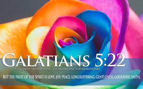 galatians 5 22