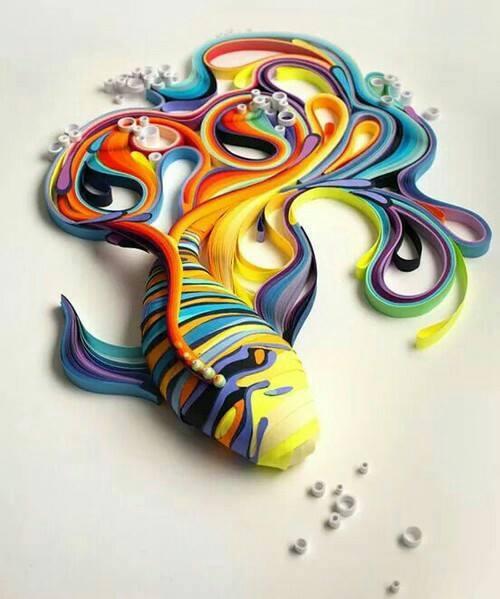 paper art 1