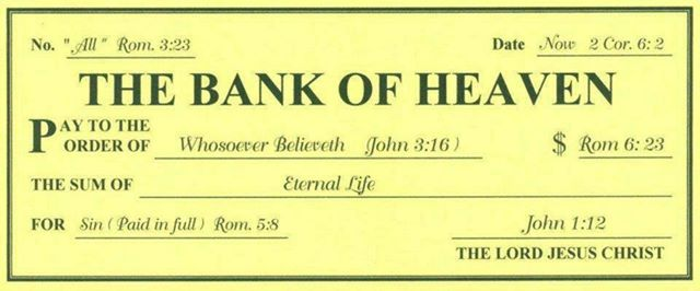 the bank of heaven