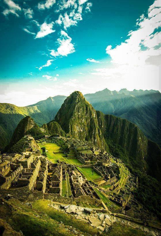 Machu Picchu , Peru6