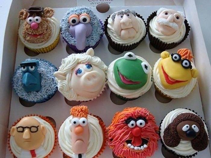 cupcake muppets