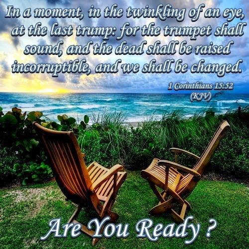 are you ready end times