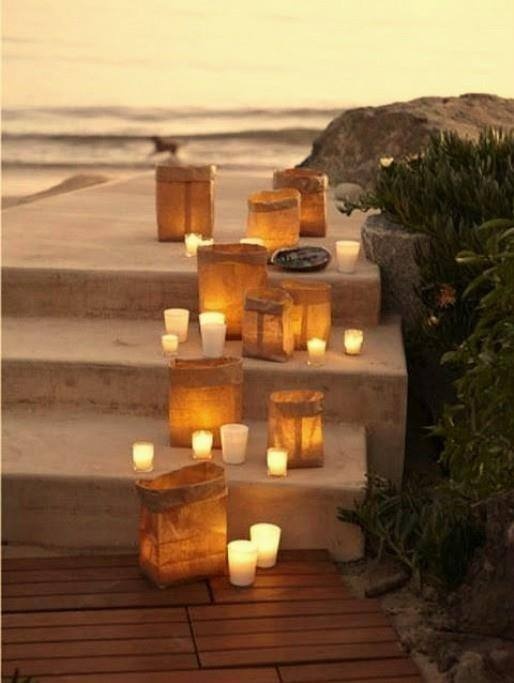 CANDLE STAIRS 7