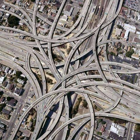 dallas texas interchange