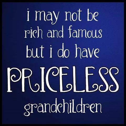 aa priceless grandchildren