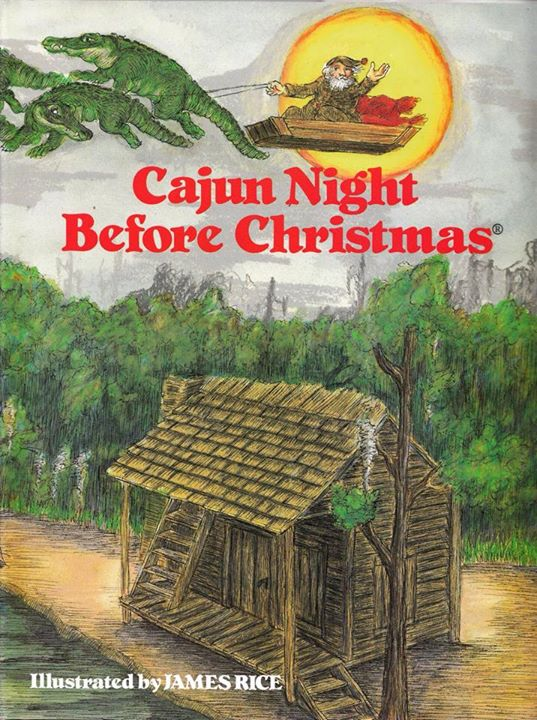 cajun night before christmas with story