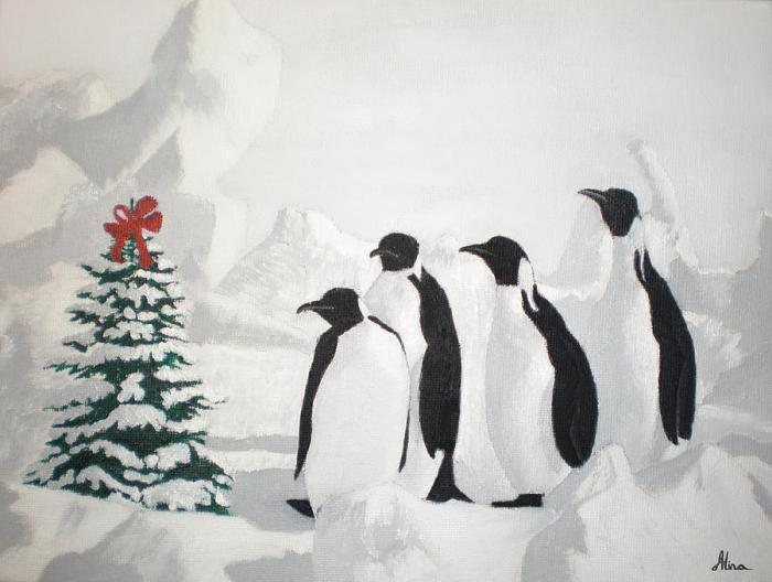 christmas-penguins-alina-kaplanov