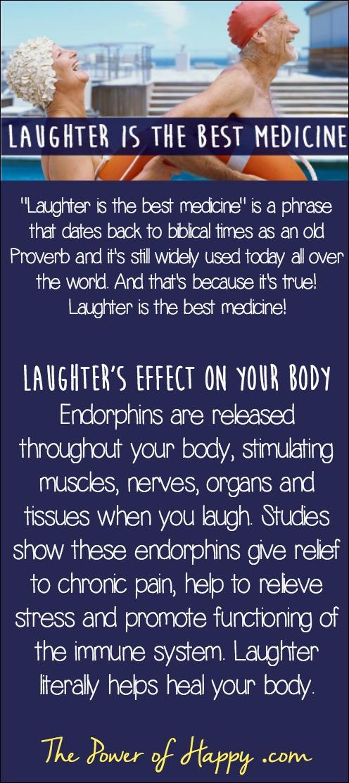 laughter is best medicine