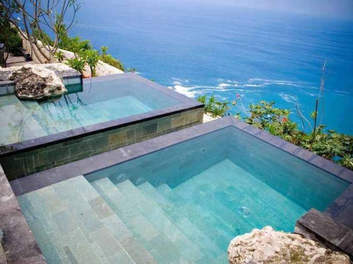 pools bvlgari resort bali