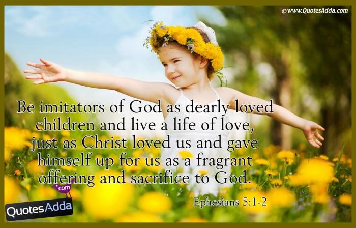 Daily Bible Verse in English - 407 - QuotesAdda.com