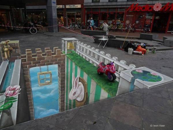 painting-on-big-bricks