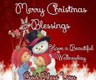 222496-merry-christmas-wednesday-blessings
