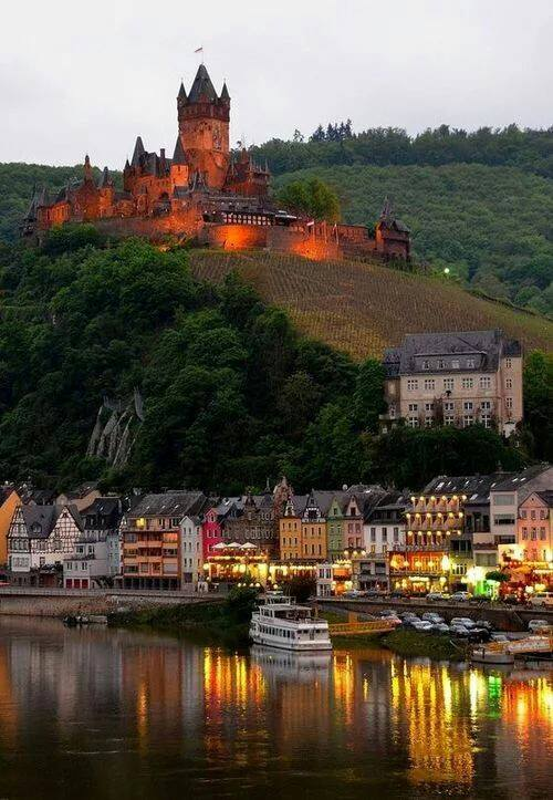 cochern-castle-germany