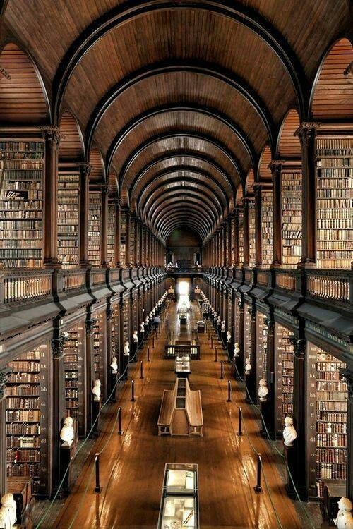 library-in-dublin-ireland